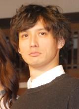 NHKドラマ『恋の三陸 列車コンで行こう!』の会見に出席した安藤政信 (C)ORICON NewS inc.