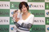 美しすぎる女流プロ雀士として3作目のDVDをリリースした高宮まり (C)ORICON NewS inc.