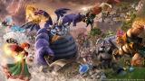 『ドラゴンクエストヒーローズ2 双子の王と予言の終わり』キービジュアル