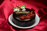 リニューアルオープンを記念したクリスマスケーキ『Special Xmas Cake(4号/直径12cm)』(税込2800円)