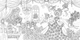 テレビ朝日系『徹子の部屋』から「ぬり絵ブック」が登場(C)2016 テレビ朝日・テレビ朝日映像