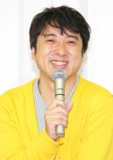TBS系ドラマ『悪党たちは千里を走る』の会見に出席したムロツヨシ (C)ORICON NewS inc.