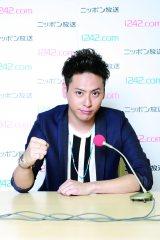 山下健二郎が今月末に行われる『LIVE EXPO TOKYO 2016 ALL LIVE NIPPON VOL.4』でイベントMCに初挑戦