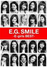 E-girls初のベストアルバム『E.G. SMILE -E-girls BEST-』