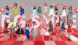 E-girls新ビジュアル