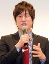 やしろ優に「プロポーズします」と宣言した笑撃戦隊の野村辰ニ (C)ORICON NewS inc.