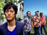 来週22日放送『Mステ』には桐谷健太が初出演決定。人気CMソング「海の声」でBEGINとテレビ初共演