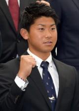 横浜DeNAベイスターズ2016年度新人選手の今永昇太 (C)ORICON NewS inc.