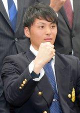 横浜DeNAベイスターズ2016年度新人選手の熊原健人 (C)ORICON NewS inc.