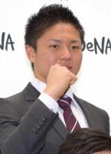 横浜DeNAベイスターズ2016年度新人選手の網谷圭将 (C)ORICON NewS inc.