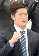 横浜DeNAベイスターズ2016年度新人選手の戸柱恭考 (C)ORICON NewS inc.