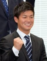横浜DeNAベイスターズ2016年度新人選手の柴田竜拓 (C)ORICON NewS inc.