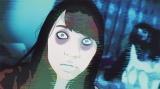 """""""ロトスコープで作られたジャパンホラー""""と注目。第4話には、九州発のアイドル・LinQの��木悠未が出演した"""