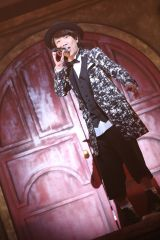 デビュー5周年記念ライブを開催
