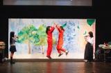 「新春!おもてなし会」を開催した欅坂46(写真は美術部)