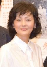 杏の妊娠を祝福した南果歩 (C)ORICON NewS inc.