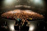 Zepp Tokyoで行われた『TOUR2015-2016「≒U」』ファイナル(写真:浜野カズシ)