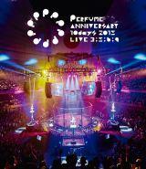ライブBD『Perfume Anniversary 10days 2015 PPPPPPPPPP「LIVE 3:5:6:9」』が初登場1位