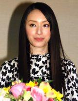 第26回JNN共同制作番組『神秘の蝶アサギマダラ 2000キロを渡る旅』制作記者会見に出席した栗山千明 (C)ORICON NewS inc.