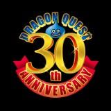 ドラゴンクエスト30周年ロゴ(C)ARMOR PROJECT / BIRD STUDIO / SQUARE ENIX All Rights Reserved.