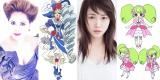 映画『プリパラ み〜んなのあこがれ♪レッツゴー☆プリパリ』にデヴィ夫人と元AKB48の川栄李奈がゲスト声優として出演(C)T-ARTS/syn Sophia/映画プリパラ製作委員会