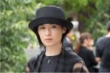 1月24日放送、テレビ朝日系ドラマスペシャル『黒の斜面』に主演する檀れい(C)テレビ朝日
