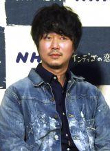 """""""モテ男""""の片鱗を見せた新井浩文 (C)ORICON NewS inc."""