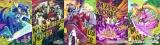 アニメ『怪盗ジョーカー シーズン 3』4月4日放送開始。怪盗ジョーカーのキービジュアル全5種