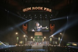 HKT48が乃木坂46とのヒット曲メドレー合戦で勝利=音楽×格闘技フェス『GUM ROCK FES. In 日本武道館』の模様