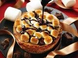 人気の「パブロカフェ」から新メニュー『焼きたてミニチーズタルト チョコレート×焼マシュマロ』が登場