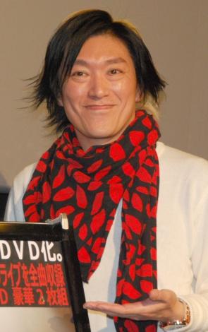 ライブDVD『〜Back to 1988.11.26〜2015.9.20 Live at SHIBUKOU』一夜限定上映会イベントに出席した森純太 (C)ORICON NewS inc.
