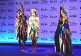 """華やかな""""ショコラドレス""""のファッションショーで幕開け (C)oricon ME inc."""