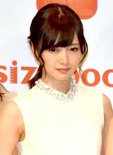 『sizebook×乃木坂46』記者発表会に出席した白石麻衣 (C)ORICON NewS inc.