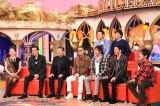 2月5日放送、関西テレビ『快傑えみちゃんねる』は結婚や離婚でワイドショーを賑わせたゲストが集結(C)関西テレビ
