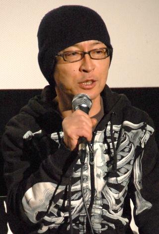 ドキュメンタリー映画『お母さん、いい加減あなたの顔は忘れてしまいました』公開記念トークショーに登壇した遠藤ミチロウ監督 (C)ORICON NewS inc.