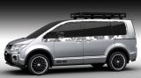 「東京オートサロン2016」三菱『デリカD:5 ACTIVE CAMPER Concept』(C)Mitsubishi Motors Japan