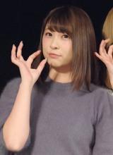 アンジュルム卒業以来、初めてファンの前に登場した福田花音 (C)ORICON NewS inc.