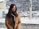 松本清張作品で新境地に挑む北川景子(C)テレビ朝日