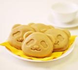 パンダ型がキュートな上野公園ルエノ店限定『パンダ焼き(いちごみるく)』