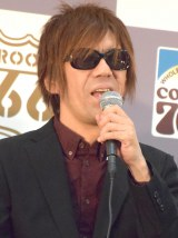 『ROOTS66−Naughty 50−』の開催記者会見に出席した奥野真哉 (C)ORICON NewS inc.