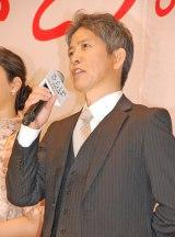 映画『さらば あぶない刑事』初日舞台あいさつに出席した伊藤洋三郎 (C)ORICON NewS inc.