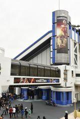 東京ディズニーランド「スター・ツアーズ:ザ・アドベンチャーズ・コンティニュー」に『スター・ウォーズ/フォースの覚醒』の世界が楽しめるスペシャルバージョンが2月2日よりスタート(C)Disney(C)& TM Lucasfilm Ltd.