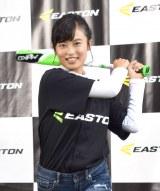 """""""ゴジラ級""""の活躍を誓った小島瑠璃子 (C)ORICON NewS inc."""