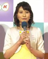 『歴史秘話ヒストリア』のキャスターを務める井上あさひアナ (C)ORICON NewS inc.
