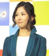 桑子真帆=NHKの新年度番組新キャスター発表会見の模様 (C)ORICON NewS inc.