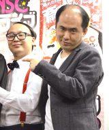 狩野英孝のモテ理由を分析したトレンディエンジェル(左から)たかし、斎藤司 (C)ORICON NewS inc.