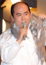 トレンディエンジェル・斎藤司=映画『ヴィジット』公開記念イベント (C)ORICON NewS inc.