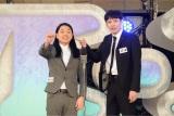 『M-1グランプリ』敗者復活戦に出場したPOISON GIRL BAND(C)ABC