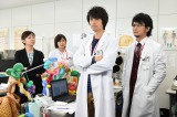 新キャストとして(左から)斉藤由貴、南沢奈央、斎藤工、上地雄輔が出演(C)テレビ東京