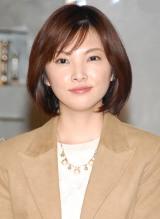 結婚を発表した田中麗奈 (C)ORICON NewS inc.